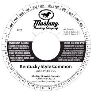 Kentucky Style Common
