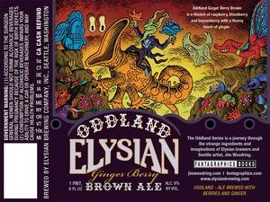 Elysian Brewing Company Oddland
