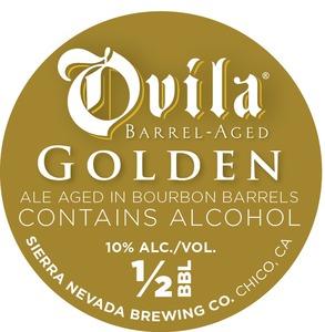 Ovila Barrel-aged Golden