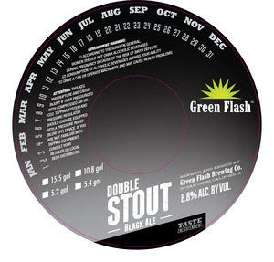 Green Flash Brewing Company Double