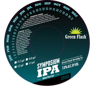 Green Flash Brewing Company Symposium