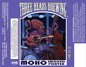 Three Heads Brewing Moho