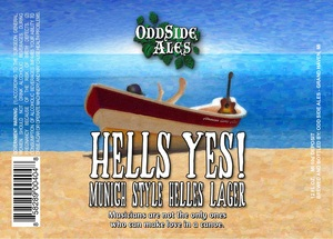 Odd Side Ales Hell Yes!