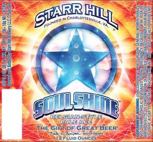 Starr Hill Soul Shine