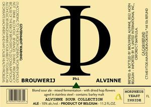 Alvinne Sour Collection Phi