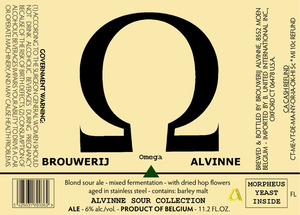Alvinne Sour Collection Omega