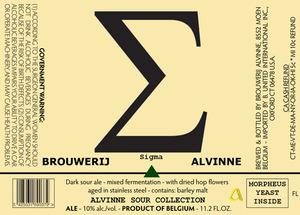 Alvinne Sour Collection Sigma