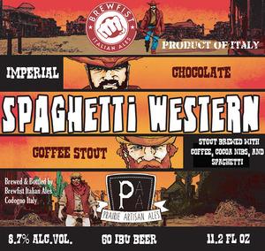 Brewfist Spaghetti Western