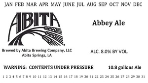 Abita Abbey Ale