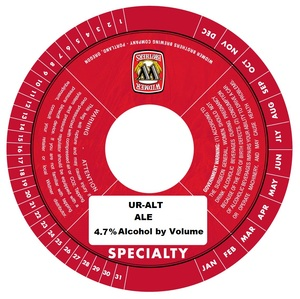 Widmer Brothers Brewing Company Ur-alt