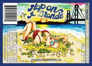Saugatuck Brewing Company Hop On A Blonde