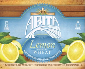 Abita Lemon Harvest Wheat