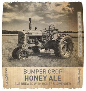 Bumper Crop Honey Ale February 2014