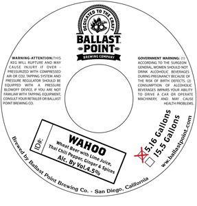 Ballast Point Wahoo