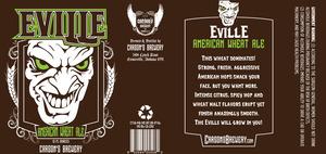Carson's Brewery E-ville