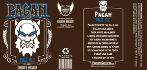 Carson's Brewery Pagan Pale Ale