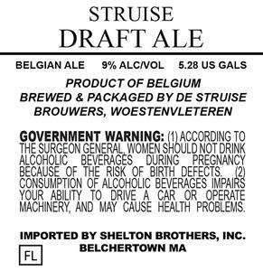 Struise Draft Ale