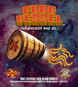 New Holland Brewing Company LLC Funk Vessel