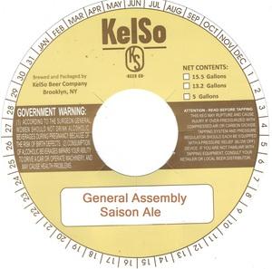 General Assembly Saison