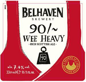 Bellhaven Brewery Wee Heavy