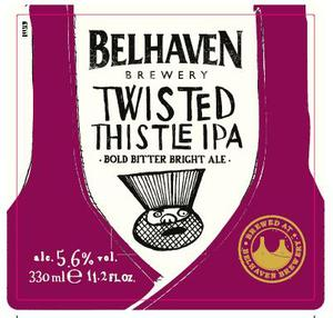 Bellhaven Brewery Twisted Thistle