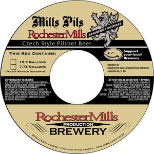Rochester Mills Mills Pils
