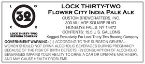 Lock Thirty-two Flower City