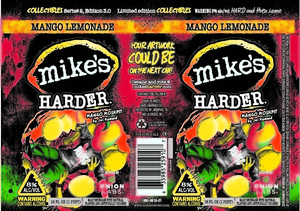 Mike's Mango Lemonade