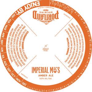 Portland Brewing Imperial Mac's