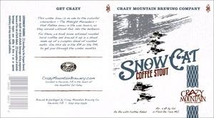 Crazy Mountain Snowcat