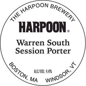 Harpoon Warren South Session