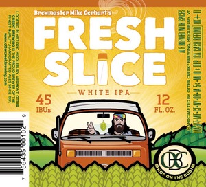 Otter Creek Brewing Fresh Slice