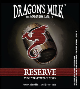New Holland Brewing Company, LLC Dragon's Milk Reserve