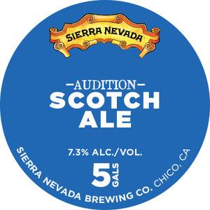 Sierra Nevada Audition Scotch Ale