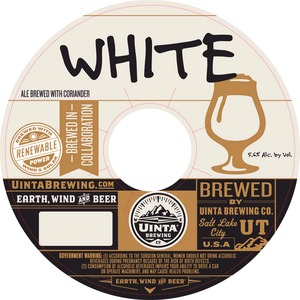 Uinta Brewing Company White