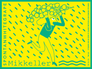 Mikkeller Spontan White Grape
