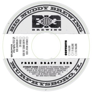 Big Muddy Brewing Vanilla Stout