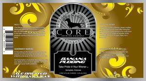 Core Brewing Company Banana Pudding
