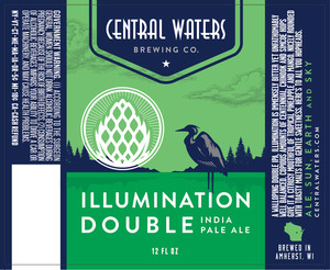 Central Waters Brewing Company Illumination Double India Pale