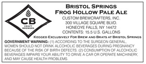 Bristol Springs Frog Hollow