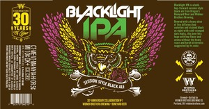 Widmer Brothers Brewing Company Blacklight February 2014
