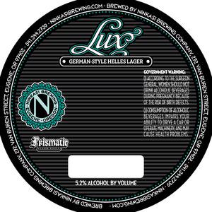 Ninkasi Brewing Company Lux