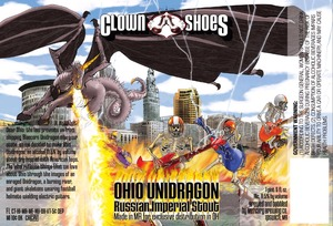 Clown Shoes Ohio Unidragon