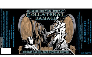 Ironfire Brewing Company Collateral Damage