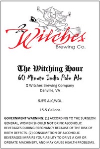 2 Witches Brewing Company The Witching Hour