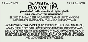The Wild Beer Co. Evolver IPA
