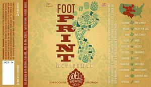 Odell Brewing Company Footprint