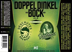 Deschutes Brewery Doppel Dinkel Bock