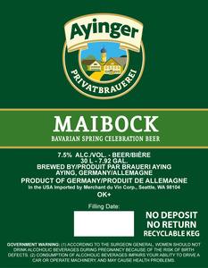 Ayinger Maibock