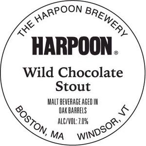 Harpoon Wild Chocolate